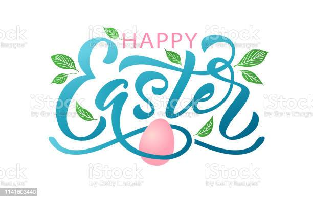 Happy easter text vector illustration isolated on white background vector id1141603440?b=1&k=6&m=1141603440&s=612x612&h=eahs1zpmlsnrbgkxxlxejvzzhm3kj i7wrc1x0fqqyi=