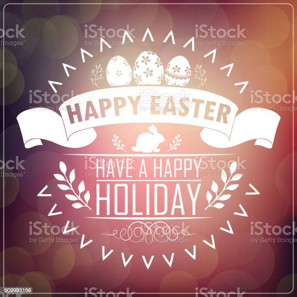 Happy easter typography greeting card blurred background vector id509993156?b=1&k=6&m=509993156&s=612x612&h=2gej1bw i0dfhuqmg7nkacon2epmcrjlnhtrw6lmy2a=