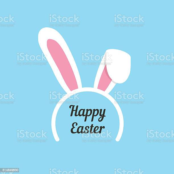 Happy easter with rabbit ears mask vector id514849830?b=1&k=6&m=514849830&s=612x612&h=dskys80zdjlayblyvpjclevd iktpf0ggtcnkbfm5k4=
