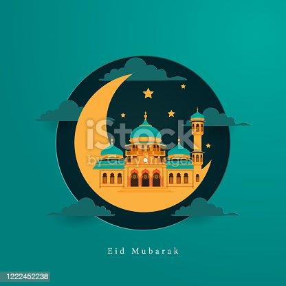 Eid Mubarak Vector Free Ai Svg And Eps