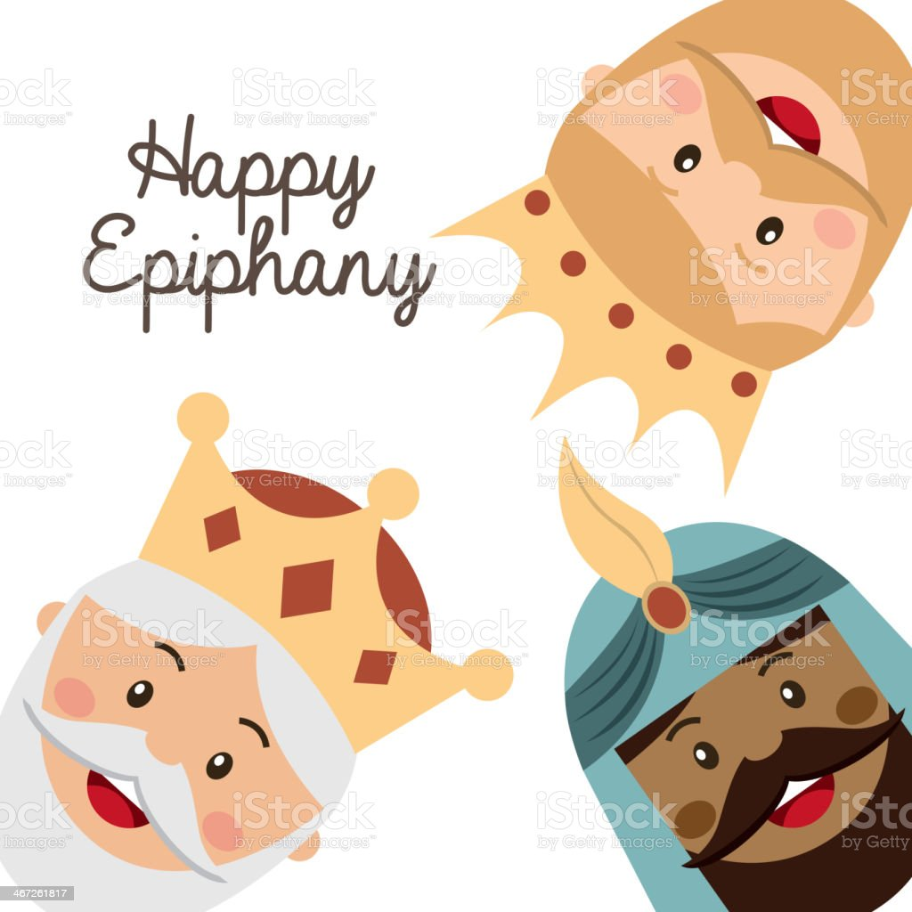 Happy Epiphany royalty-free happy epiphany stock vector art & more images of brochure