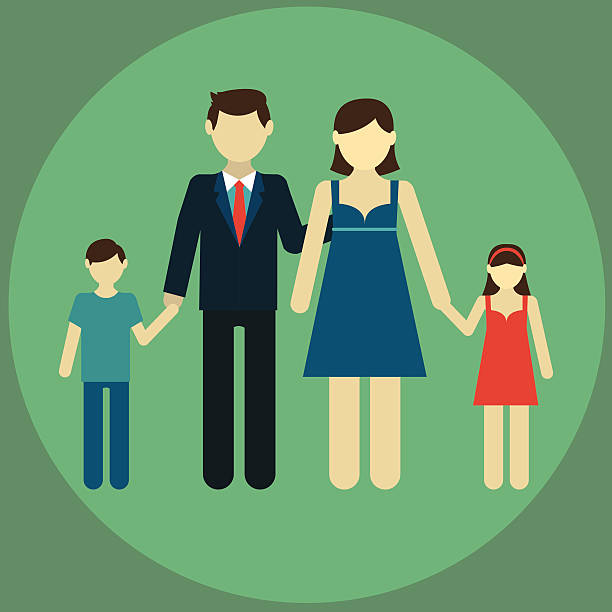 Step Father Illustrations, Royalty-Free Vector Graphics