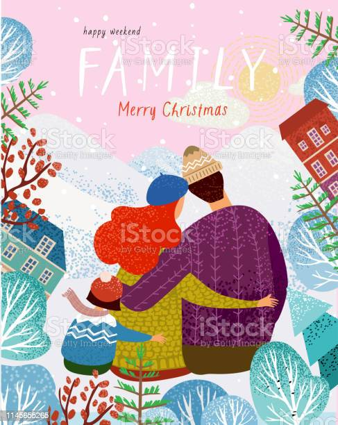 Happy family in winter vector illustration of a loving family in vector id1145655265?b=1&k=6&m=1145655265&s=612x612&h=yzakf9k6tcvuh9gkvjdpr7bjo222a6ko2r7dkrkbtc0=