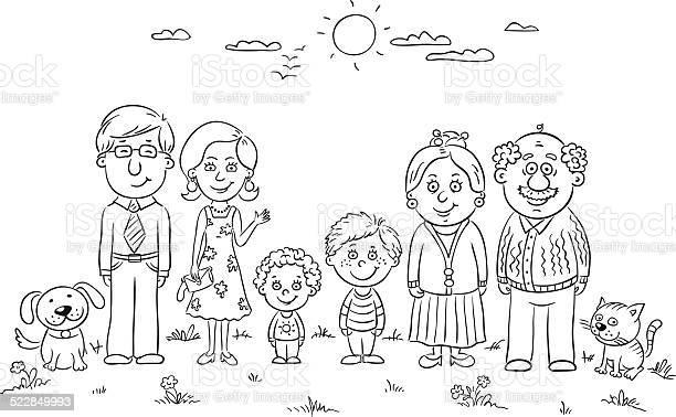 Happy family outline vector id522849993?b=1&k=6&m=522849993&s=612x612&h=y0skwqr9aqhvykjqgalhwlozcalulbbdj gnibsmj60=