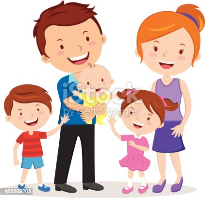 an example of a family with