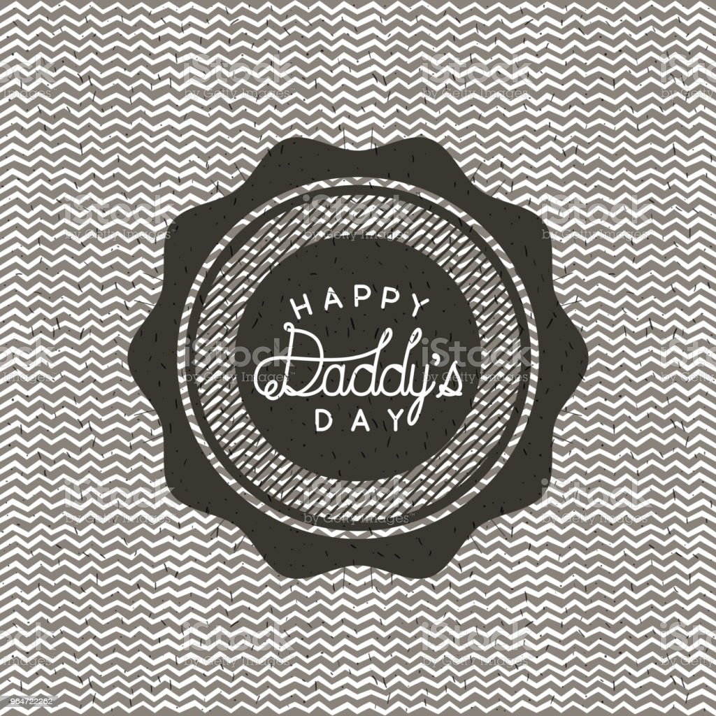 happy fathers day lace royalty-free happy fathers day lace stock vector art & more images of banner - sign