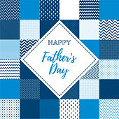 Happy Father's Day Web and Social Media Banner