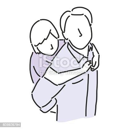 Istock Dia De Padre Feliz Cuando Papa Y Los Ninos Jugando Abrazo Sonrian Juntos En