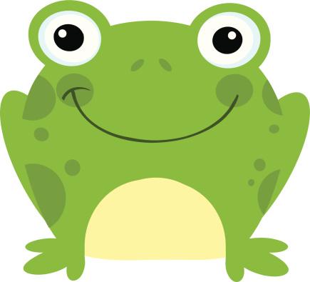 Happy Frog Sitting
