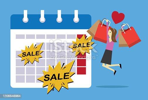 Sale, Shopping, Bag, Boutique, Business