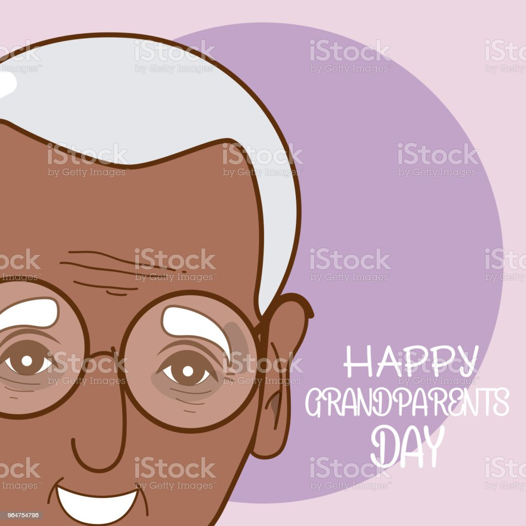 Happy grandparents day card royalty-free happy grandparents day card stock vector art & more images of no people