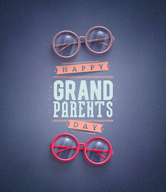 happy grandparents day - google stock illustrations