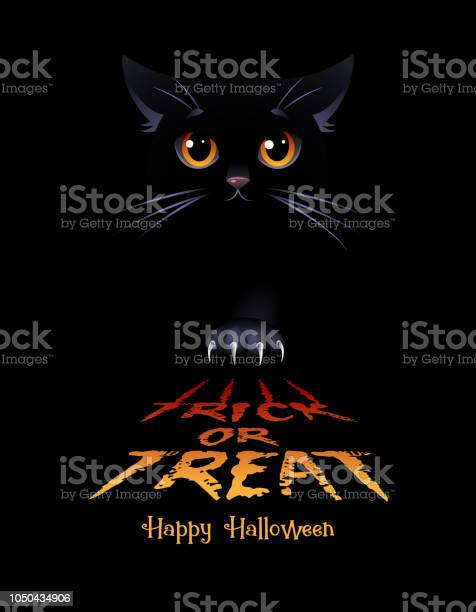 Happy halloween black cat on the black background vector id1050434906?b=1&k=6&m=1050434906&s=612x612&h=z07doqq tqpej48kg5 ntaixfu7o8poyvuzthmsunda=