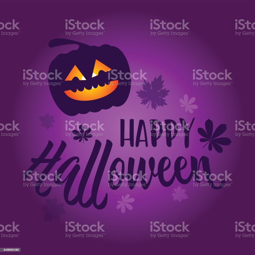 happy halloween greeting card stock vector art & more images of