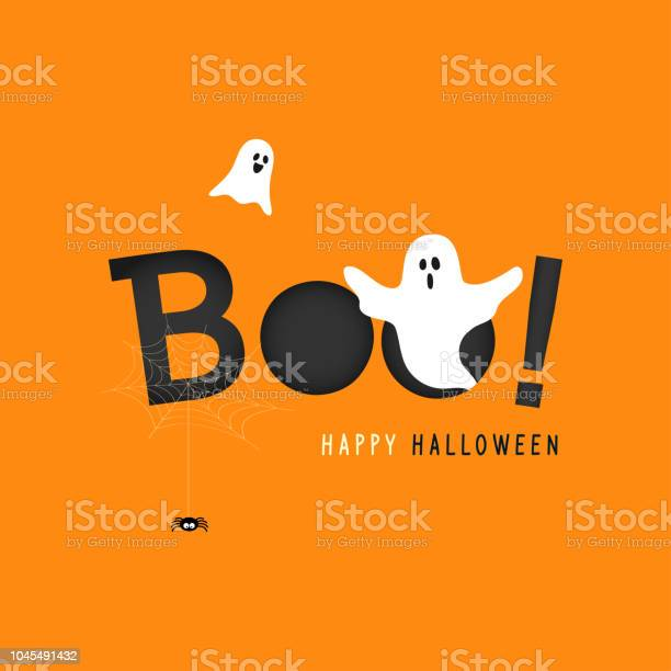 Happy halloween greeting card vector illustration boo with flying vector id1045491432?b=1&k=6&m=1045491432&s=612x612&h=dya2vklaqvy198ukg5ykrx5hrxz4c 7uhhlcjzchjcg=