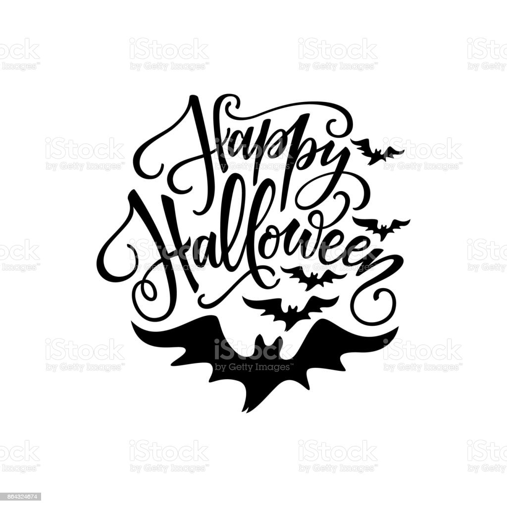 halloween letter stencils. printable halloween letters free alphabet ...