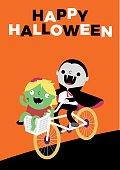 Happy Halloween Poster Invite