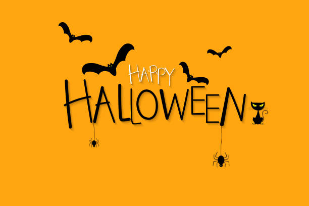 Halloween Zitate Stock Vektoren Und Grafiken Istock