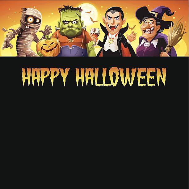 happy halloween - vegetable blood stock illustrations, clip art, cartoons, & icons