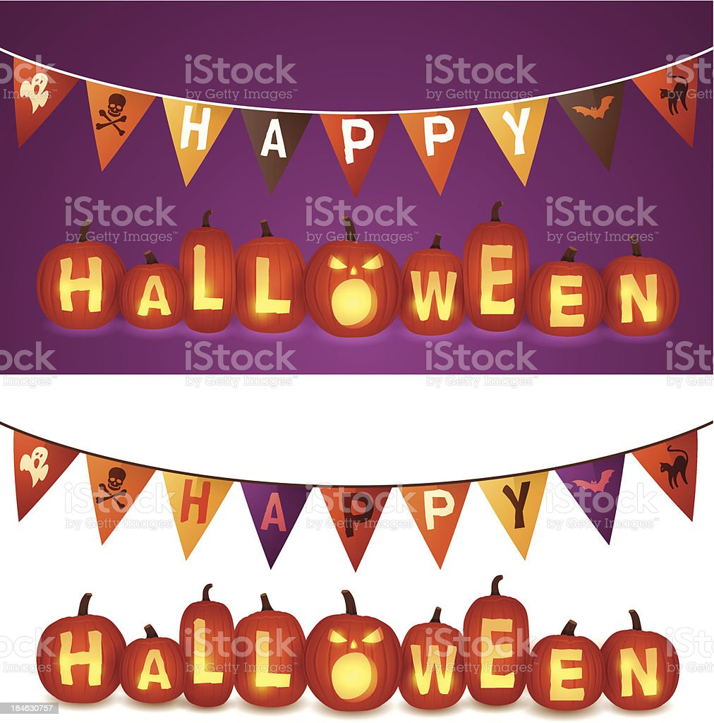 Happy Halloween royalty-free happy halloween stock vector art & more images of advertisement