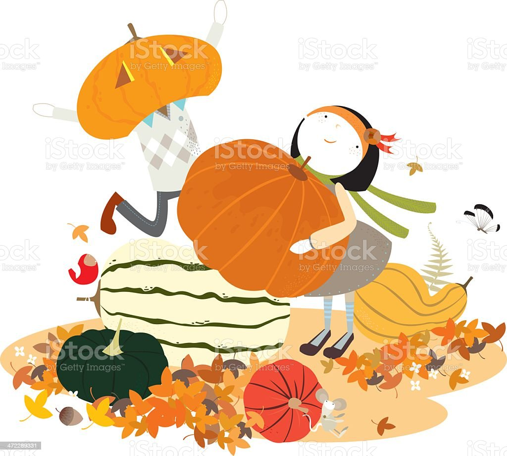 happy halloween! royalty-free happy halloween stock vector art & more images of autumn