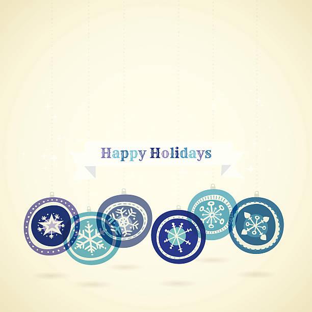 Happy Holidays Background. EPS10 vector art illustration
