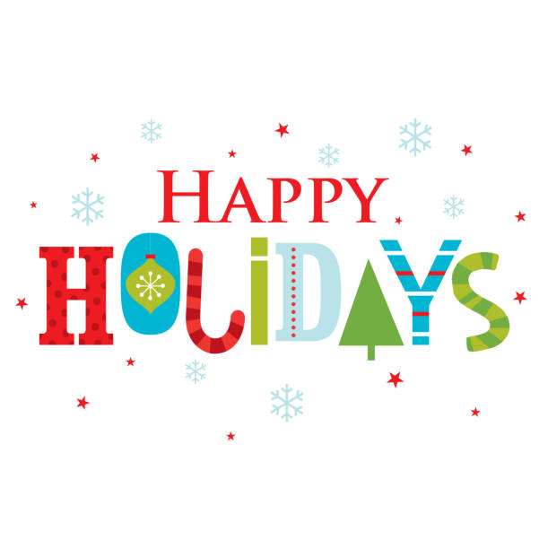 Image result for happy holidays clipart