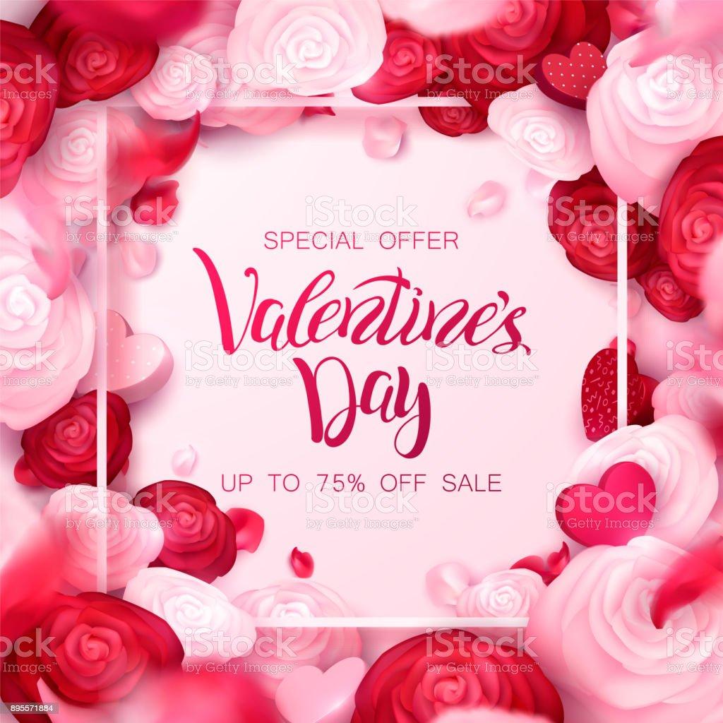 Frohe Festtage: Valentinstag 14. Februar, Mütter Oder Frauen Tag 8 März  Hintergründe Lizenzfreies
