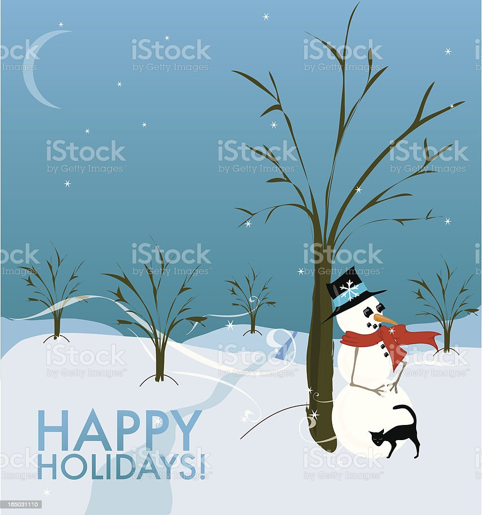 Happy Holidays royalty-free happy holidays stock vector art & more images of affectionate