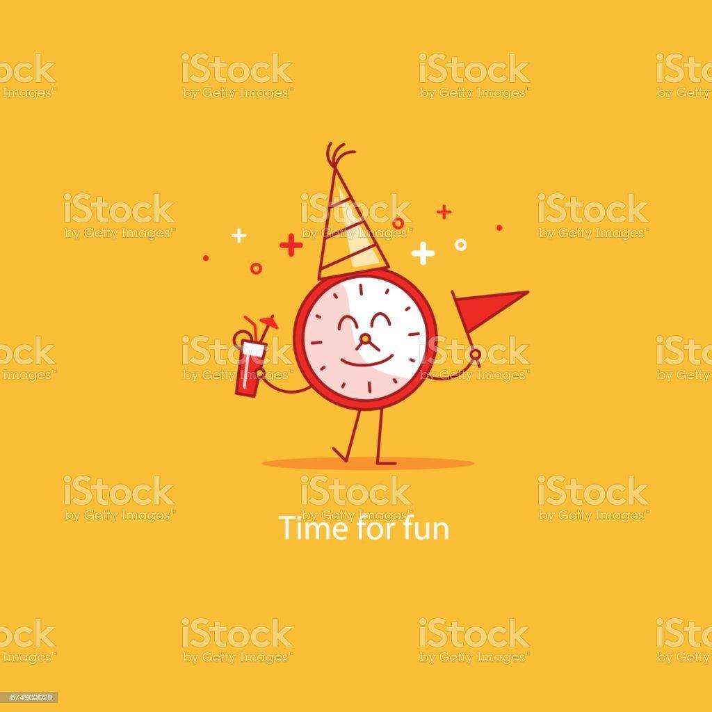 Happy Hour Gebeurtenis Vieren New Year Countdown Gelukkige