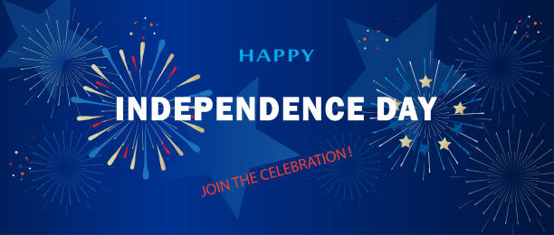 happy independence day - israel independence day stock illustrations, clip art, cartoons, & icons