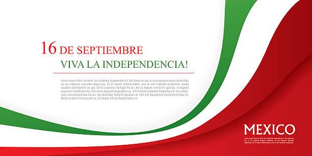 happy independence day! viva mexico! - 獨立 幅插畫檔、美工圖案、卡通及圖標