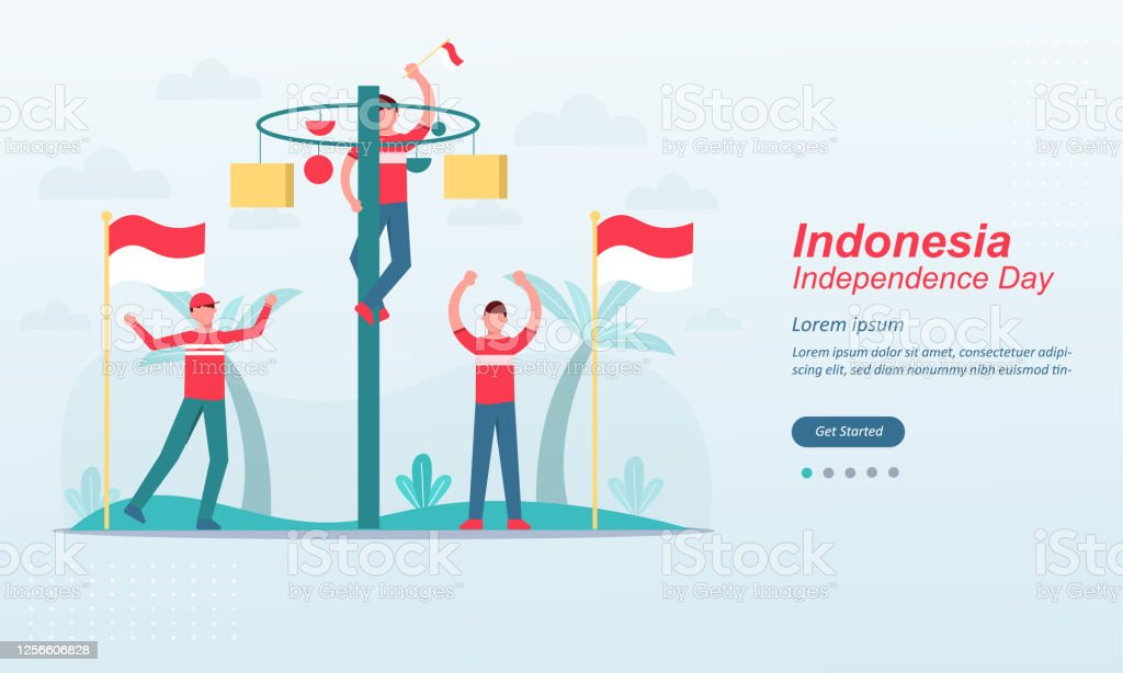 Indonesia Independence Day 1945
