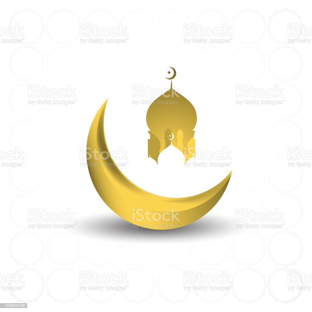 Happy Islamic New Year 1440 Vector Template Design Illustration
