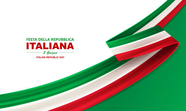happy italian republic day - italien stock-grafiken, -clipart, -cartoons und -symbole