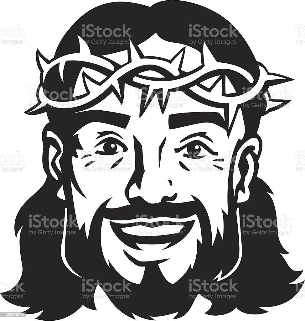 Happy Jesus Stock Illustration Download Image Now Istock 1,043 crown of thorns cartoons on gograph. https www istockphoto com vector happy jesus gm463374679 33264686