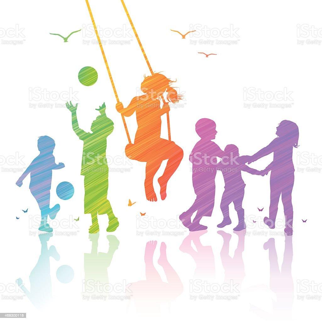 Výsledek obrázku pro kids playing