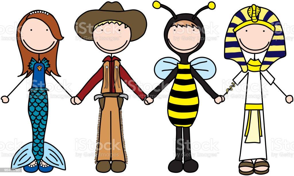 Happy kids royalty-free happy kids stock vector art & more images of bee