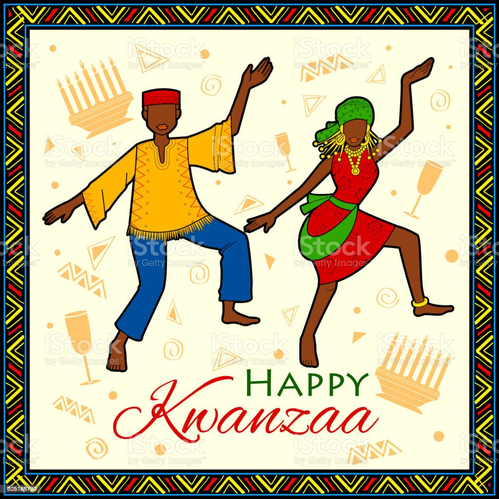 Happy kwanzaa greetings for celebration of african american holiday happy kwanzaa greetings for celebration of african american holiday festival royalty free happy kwanzaa greetings m4hsunfo