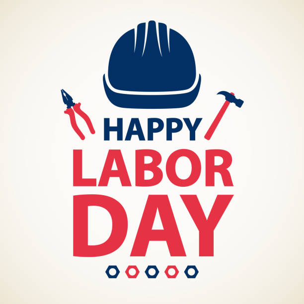 Best Labor Day Illustrations Royalty Free Vector Graphics Clip