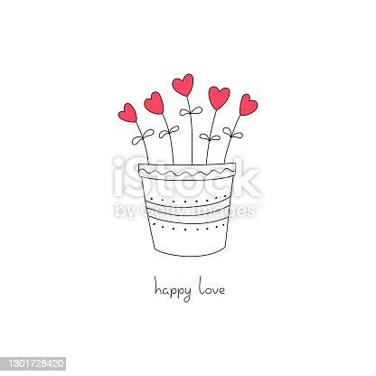 istock Happy Love 1301728420