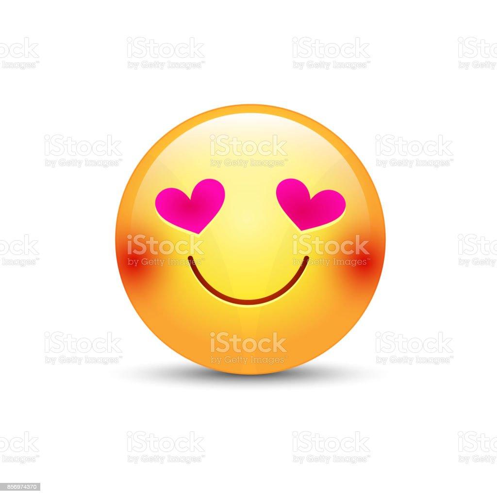 Verliebt smileys Kollege verliebt