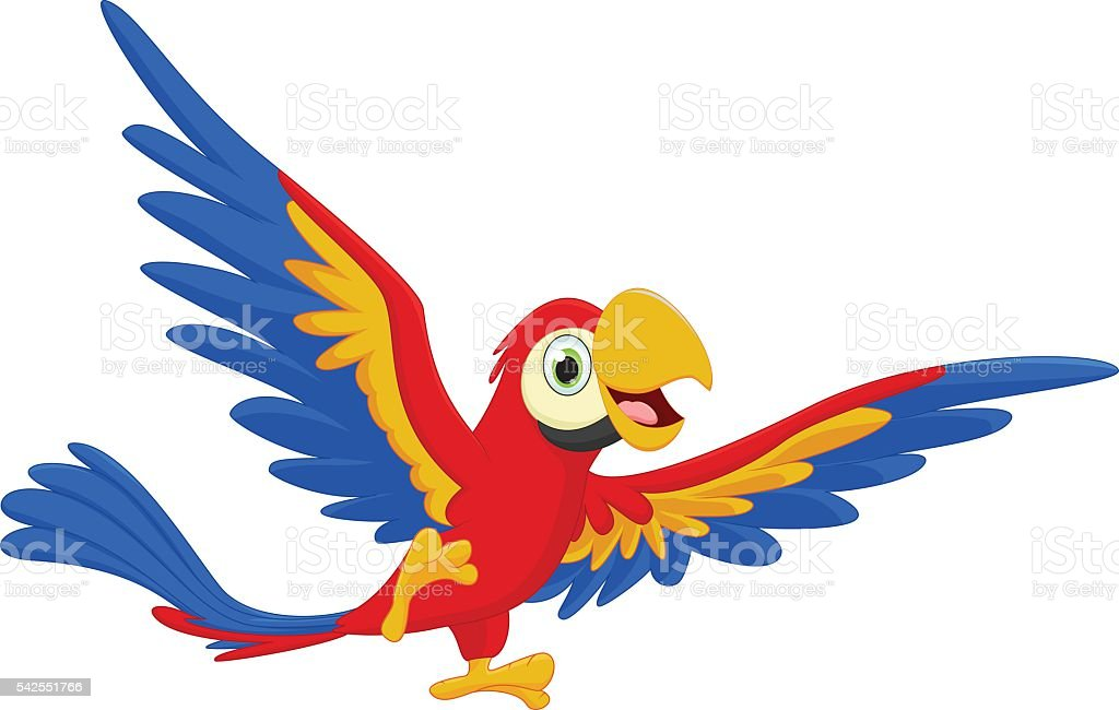 royalty free blue macaw clip art vector images illustrations istock rh istockphoto com macaw clip art free blue macaw clipart