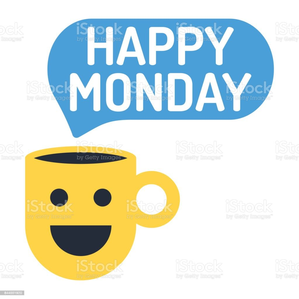 Happy Monday Clipart Gallery - Wallpaper And Free Download