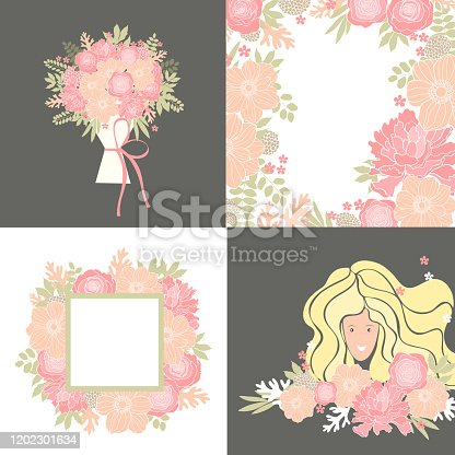 istock Happy Mother's day greeting cards 1202301634