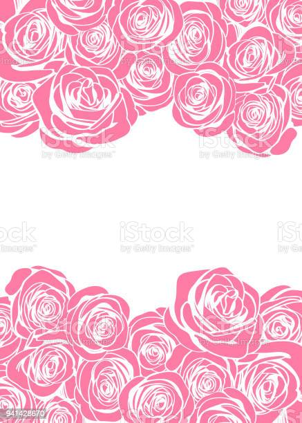 Happy mothers day pink greeting card with rose flowers frame border vector id941428670?b=1&k=6&m=941428670&s=612x612&h=5kwyzokgqjwyjpm1r9764hvemkaonr1s78fr bdqr 4=