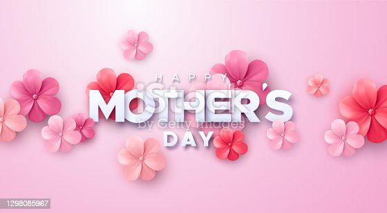 istock Happy Mothers Day. 1298085967