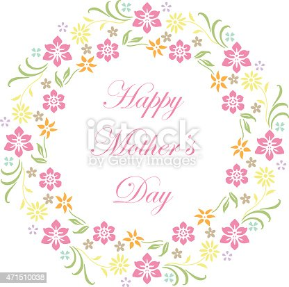 istock Happy Mother's Day 471510038