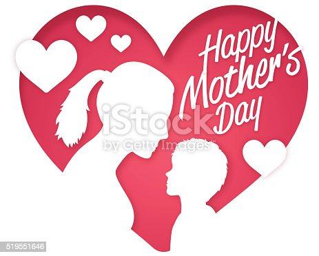 istock Happy Mother's Day 519551646