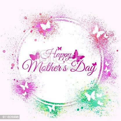 istock Happy Mother's Day 911826998